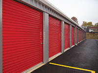 Curl-Lok Self Storage Doors