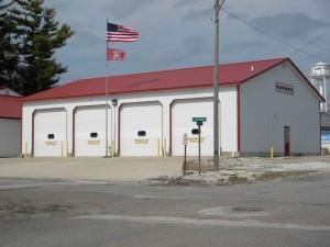 Pole Building Fire House