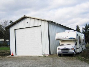 RV Storage Building