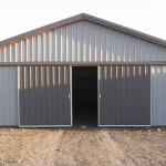 Barn Doors? Houses? Materials!