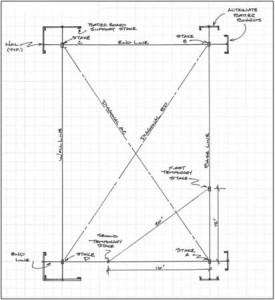 Setting Pole Barn Posts - Hansen Buildings