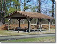 Park Shelter Building