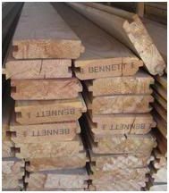 Tongue and Groove Lumber