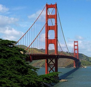 Galvanized Steel for the Golden Gate?