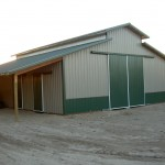 Animal Confinement Building