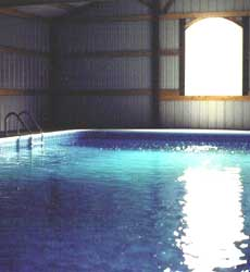 Pole Barn Pool