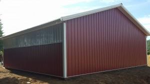 Building Endwall