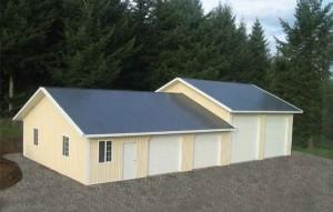 Stepped Roof Design