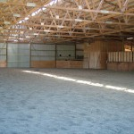 Covered Arena, Nail Numbers, and Clear Spans!