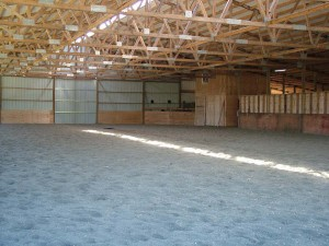 Span, Vapor Barriers, and Planning a Pole Barn