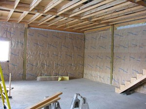 Insulating a Room in an Unheated Pole Barn