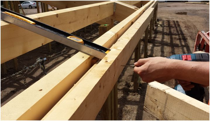 keeping your roof steel strait