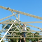 Ceiling Loaded Trusses