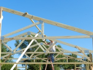 Cutting Trusses