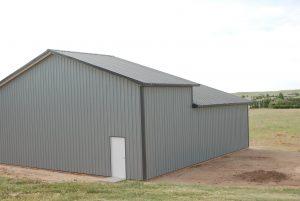 contractor built building