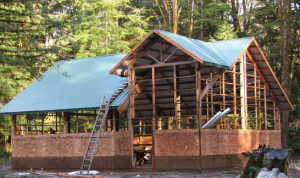 A Future House, Eave Height, and Pricing for Horse Arena