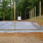 Properly Treated Posts, Hillside Locations, and a Post Frame Option