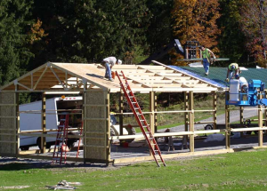 So You Want to Become a Post Frame Building Installer?