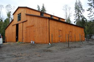 Protecting Post Frame Building Siding