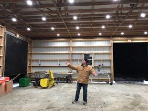 Minimum Headroom for Overhead Doors