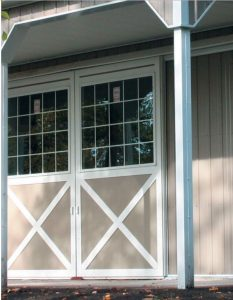 Champion Sliding Door