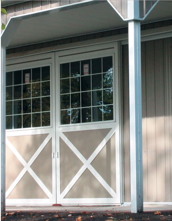 Champion Sliding Doors Hansen Buildings