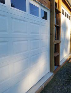 Short Panel Door