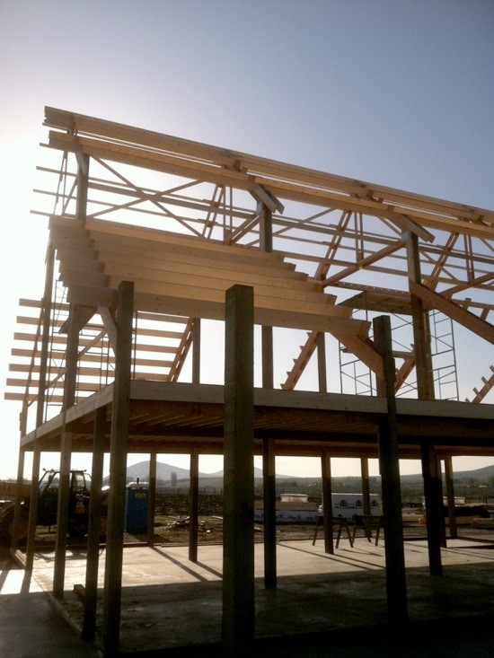 What Kind of Trusses Are Pictured?