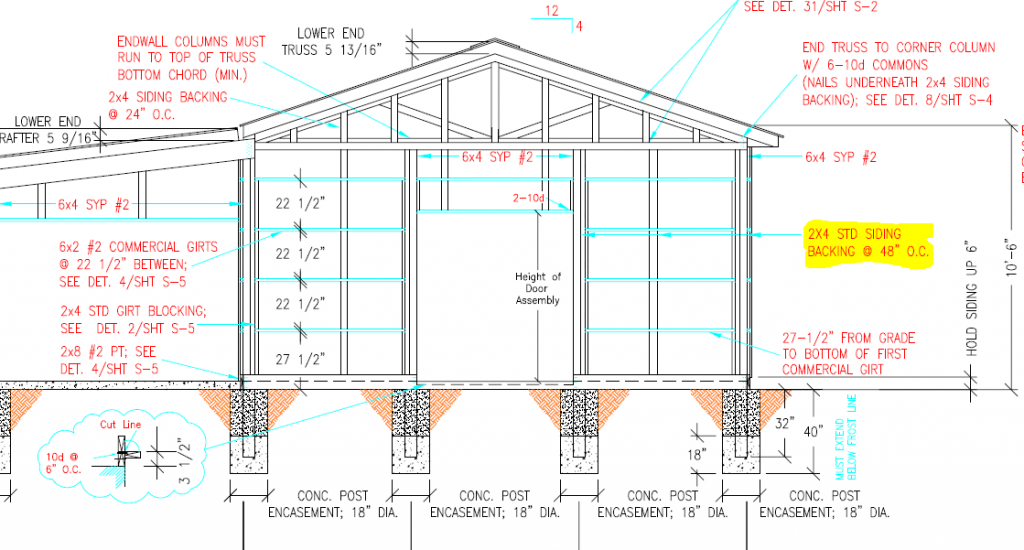 LP Siding, Ceilings, and an Inspector's questions!