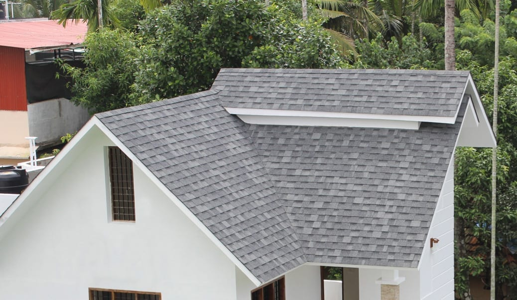 Shingled Roof Valleys for Post Frame Buildings