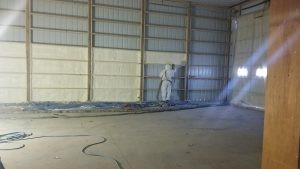 At What Temperature Can You Not Spray Foam Insulation?