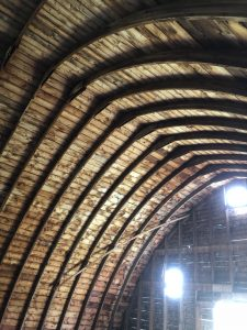 Hay Barn Loft Removal, Screw vs Nails, and Find a Builder