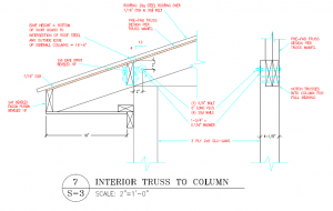 Truss Spacing and Design