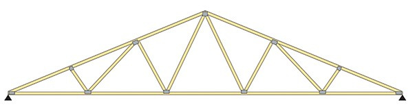 Long-Span Truss Installation Guidance for Post-Frame