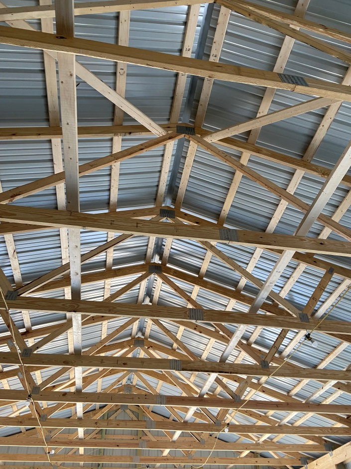 How to Insulate a Post Frame Shop